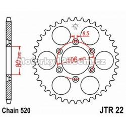 Motul Chain Lube Offroad (400ml)