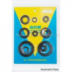 Brzdové destičky přední Goldfren 041 AD - Suzuki RM 125, 1996-2011