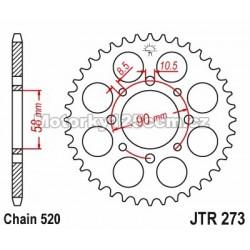 Řetězová rozeta JT - Honda...