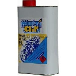 Olej na vzduchové filtry...