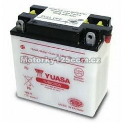 Motocyklová baterie Yuasa...